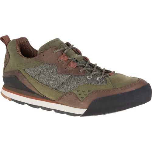 Merrell Burnt Rock Shoes - Dusty Olive