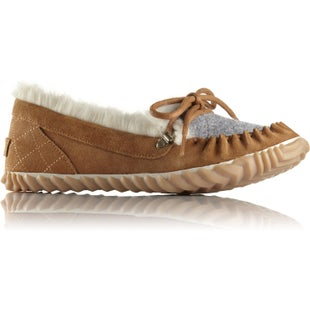 Sorel Out N About Ladies Slippers - Elk Fawn