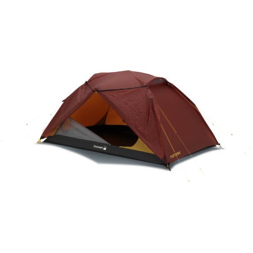 Nordisk Finnmark 2 SI Tent - Burnt Red