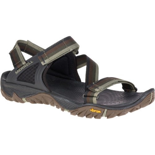 Merrell All Out Blaze Web Sandals - Dusty Olive