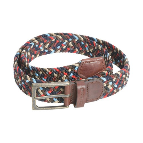 Barbour Ford Web Belt - Navy Mix