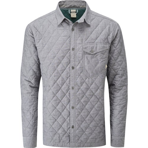 Rab Escape Vista Over Shirt - Anthracite