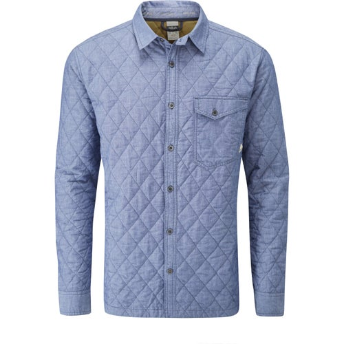 Rab Escape Vista Over Shirt - Denim