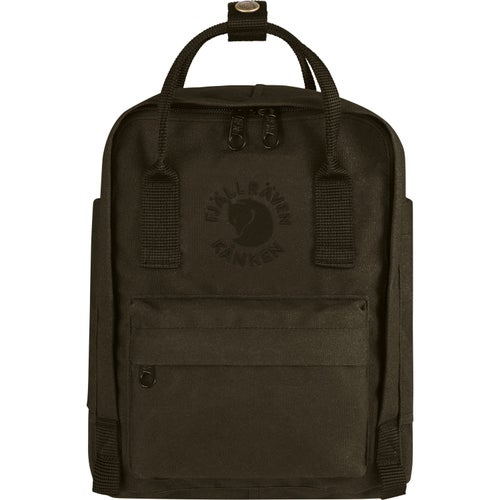 Fjallraven Re Kanken Mini Backpack - Dark Olive