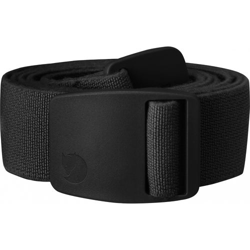 Fjallraven Keb Trekking Web Belt - Black