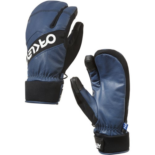 Oakley Factory Winter Trigger 2 Ski Gloves - Blue Shade