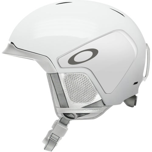 Oakley Mod 3 Snowboard Helmet - Polished White