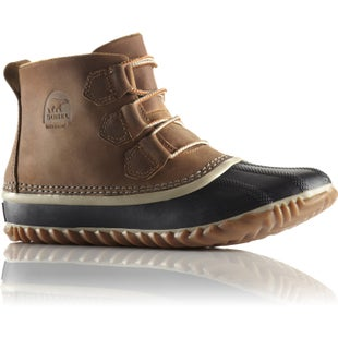 Sorel Out N About Leather Ladies Boots - Elk