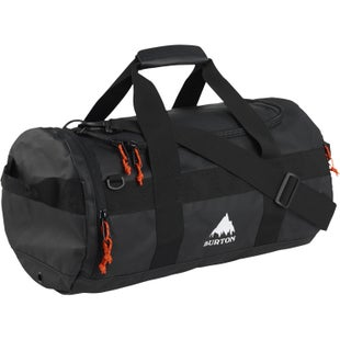 Burton Backhill Small 40L Duffle Bag - True Black Tarp