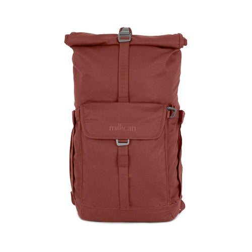 Millican Smith The Roll 25L Backpack - Rust