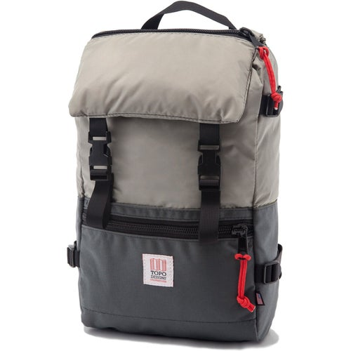 Topo Designs Rover Backpack - Charcoal Silver