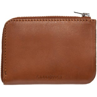 Sandqvist Penny Wallet - Cognac Brown