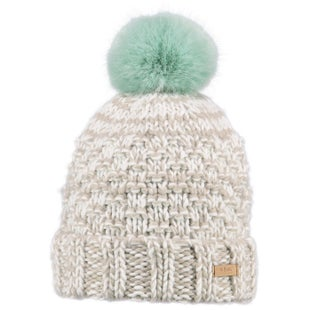 Barts Kazbek Ladies Beanie - White
