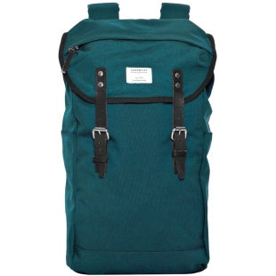 Sandqvist Hans Backpack - Petrol Blue