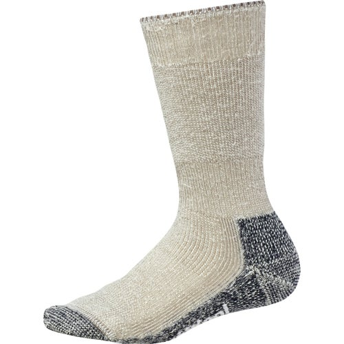 Smartwool Mountaineering Extra Heavy Crew Hiking Socks - Taupe