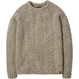 Finisterre Westray Crew Sweater - Shale