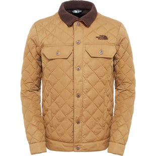 North Face Sherpa Thermoball Jacket - Dijon Brown