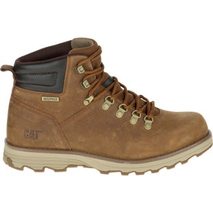 Caterpillar Sire WP Boots - Brown Sugar
