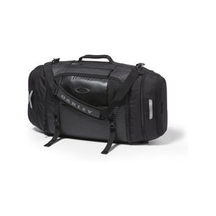 Oakley Link Duffle Bag - Jet Black