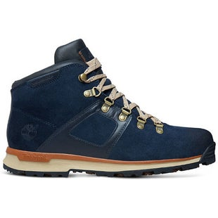 Timberland GT Scramble Mid Leather WTPF Boots - Blue