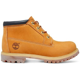 Timberland Earthkeepers Nellie Chukka Double WTPF Ladies Boots - Wheat Yellow