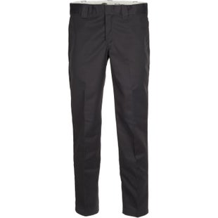 Dickies WP872 Slim Fit Work Pants - Black