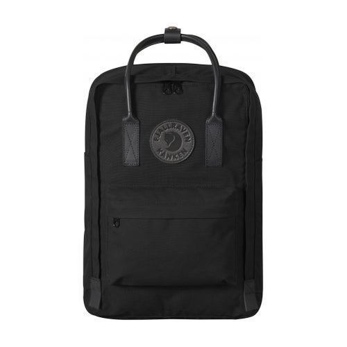 Fjallraven Kanken No 2 Laptop 15 Black Backpack available from ... 65a8d33103