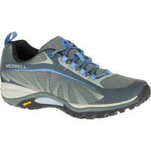 Merrell Siren Edge WTPF Ladies Hiking Shoes - Monument