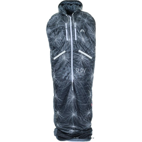 SLPY The NEW Wearable Sleeping Bag - Kids Sleepy - Black Seeds