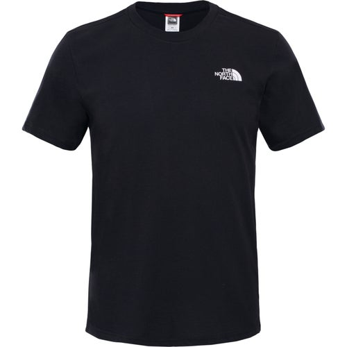 North Face Simple Dome T Shirt - TNF Black