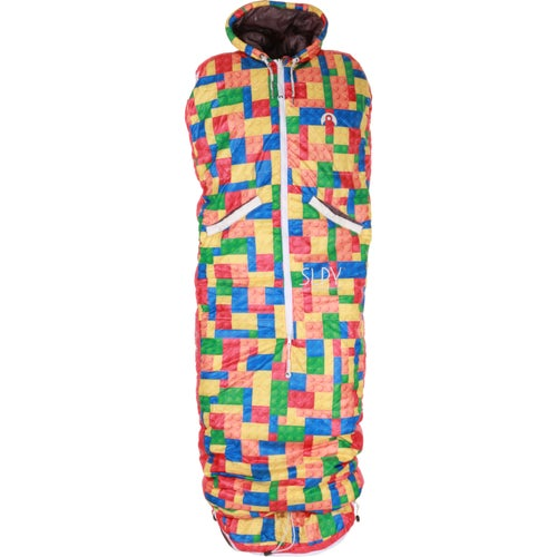 SLPY The NEW Wearable Sleeping Bag - Kids Sleepy - Its all Blocks