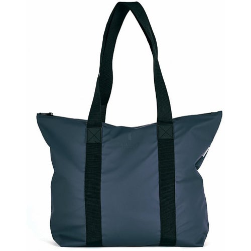 Rains Tote Rush Shopper Bag - Blue