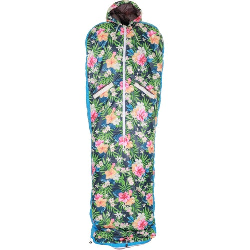 SLPY The NEW Wearable Sleeping Bag Sleepy - Floral Power