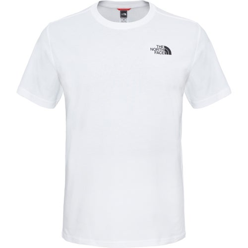 North Face Simple Dome T Shirt - TNF White