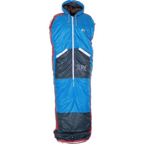 SLPY The NEW Wearable Sleeping Bag Sleepy - Blue on Blue