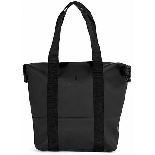 Rains City Ladies Shopper Bag - Black
