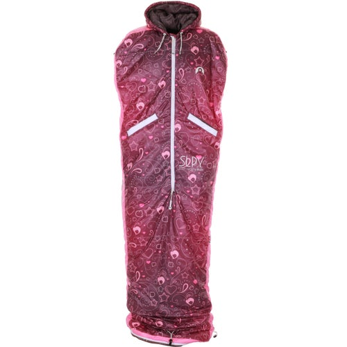 SLPY The NEW Wearable Sleeping Bag Sleepy - Pink Dreams