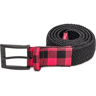 Arcade Belts The Lodge Web Belt - Black Red