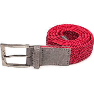Arcade Belts The Gaucho Web Belt - Navy Red