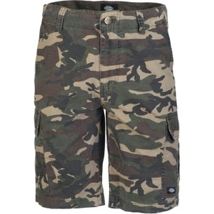 Dickies New York Cargo Walk Shorts - Camouflage