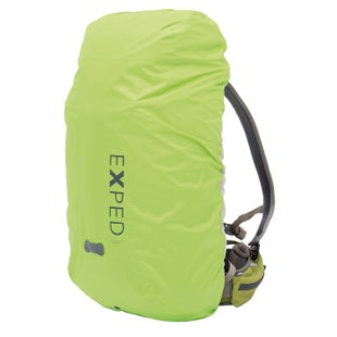 Exped Raincover Medium Backpack Cover - Lime