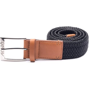 Arcade Belts The Hudson Web Belt - Black Brown 16