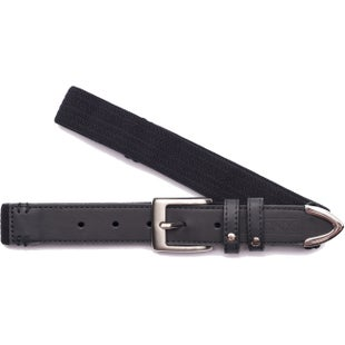 Arcade Belts The Corsair Slim Web Belt - Black