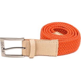 Arcade Belts The Hudson Web Belt - Orange