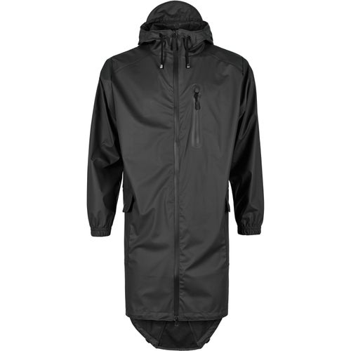 Rains Parka Jacket - Black