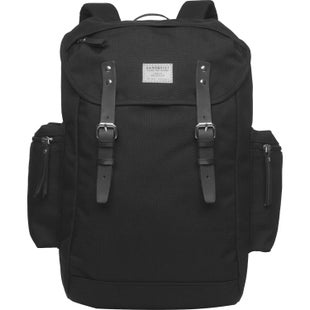 Sandqvist Lars Goran Backpack - Black w Black