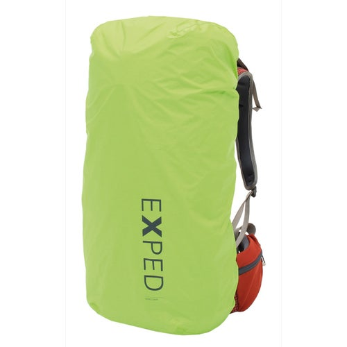 Exped Raincover Large Backpack Cover - Lime