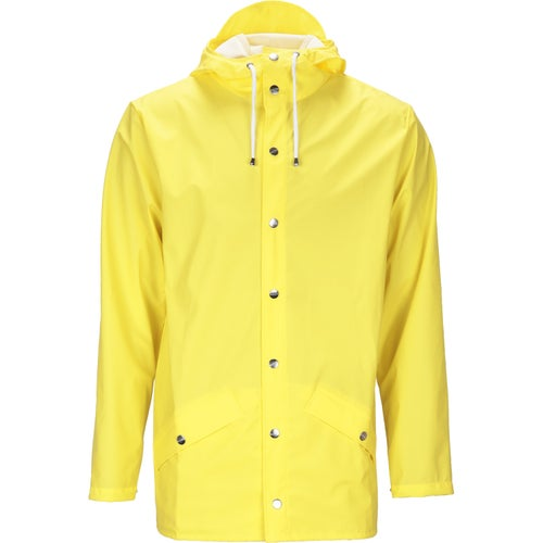Rains Classic Jacket - Yellow