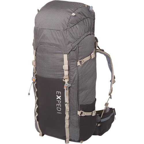 Exped Thunder 70 Backpack - Black