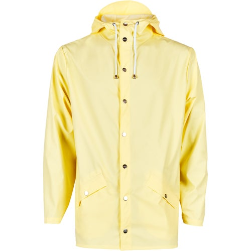 Rains Classic Jacket - Wax Yellow